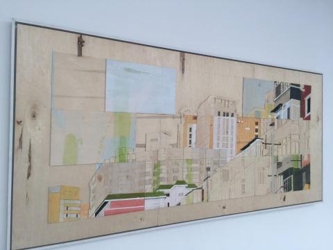 戴特勒夫·瓦施考作品《Urban Landscape》