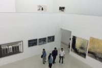 八年坚守 偏锋展出中国抽象艺术第八回,谭平,王川,王新友,康海涛,梁铨,苏上舟,戈子馀