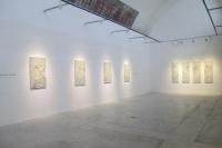 """不再甜美、梦幻 张天幕个展""""暗园尽头""""在东京画廊开幕,张天幕"""