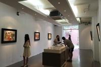 西班牙艺术家埃塞基耶尔·洛佩斯  最新力作再度合作零艺术中心,埃塞基耶尔 洛佩斯