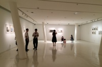 曹吉冈小作品展 坦培拉的中国式诗意,张晴,曹吉冈