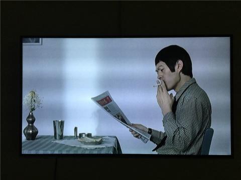 陈轴2011年16毫米胶片传高清 彩色 有声 作品《早!》