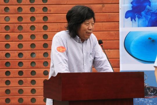 清华大学美术学院工业美术系主任林乐成