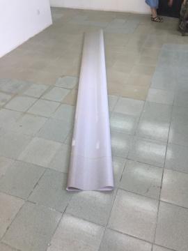 该件作品名为《艾未未》,由于画面上的图案是根据艾未未作品中的光影打印而来因此得名