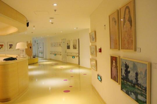 二层展厅局部