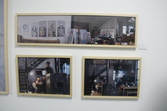 """曾健勇、张天幕北京工作室,是他们北漂的第一站,也是他们和儿子一起长大的""""老伏特""""家"""
