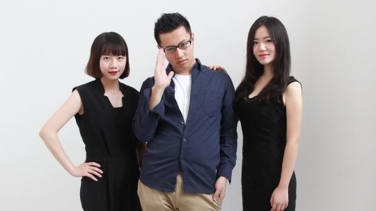 """【优秀策展团队奖】""""十年 后""""策展团队"""