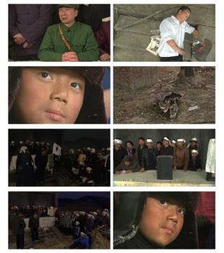 【十年回顾特别奖】于瀛 《未完成的村庄》 录像 5'47'' 毕业于清华大学美术学院 2015