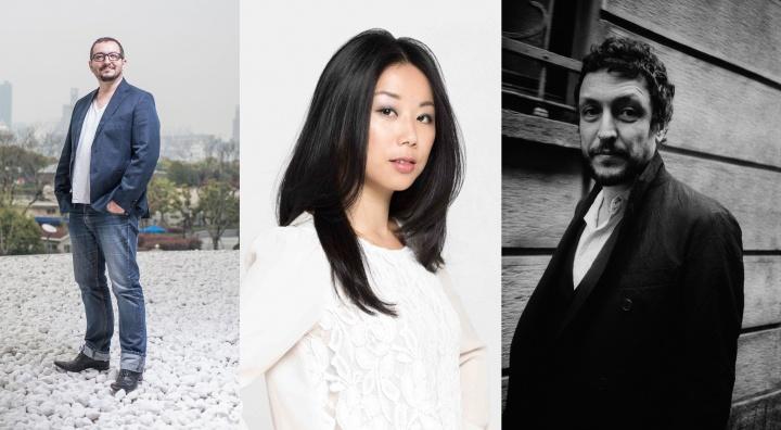 艺术都市创意、策展与管理团队:乐大豆, Donna Chai,Massimo Torrigiani