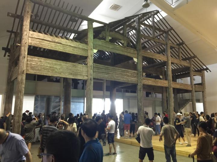 艾未未个展在当代唐人艺术中心现场图