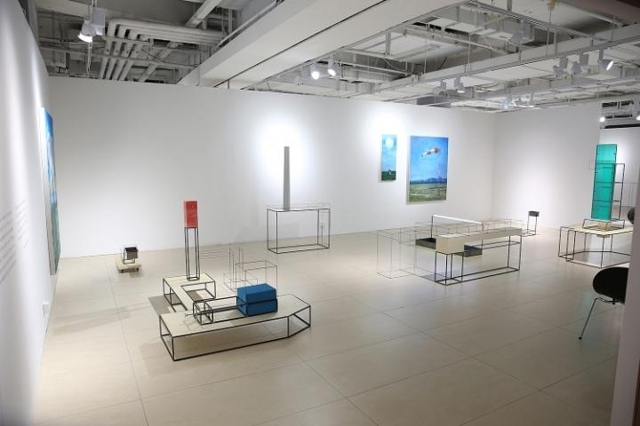 艺术都市2014展览现场