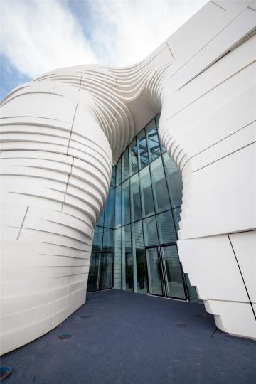 美术馆入口