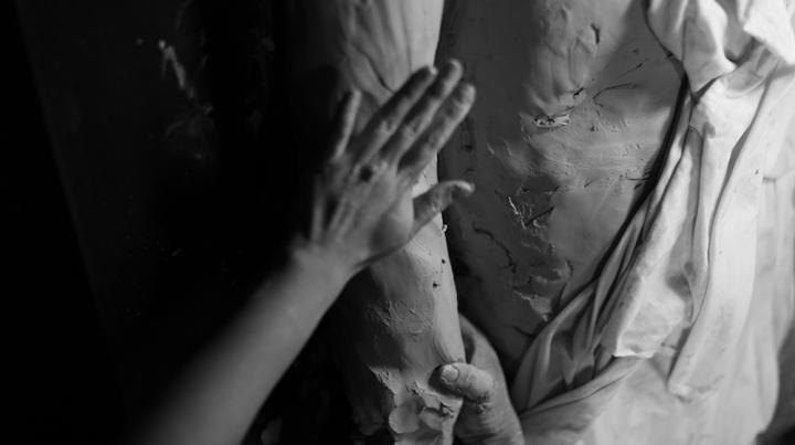 《未完成的奴隶-米开朗基罗的情诗》截屏