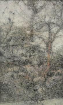 肖芳凯《景物·园林卷:1428》60cm×90cm 布面油画 2014