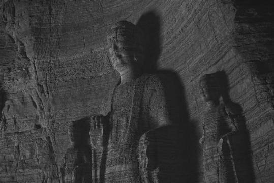 塔可《龙洞》30 x 45 cm, 12版 53 x 80 cm 6版 泛银, 硫化钡纸 2015