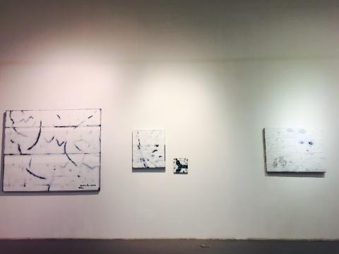 王俊2014年作品《无题》系列