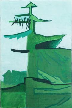 徐悰2015年新作《松树》