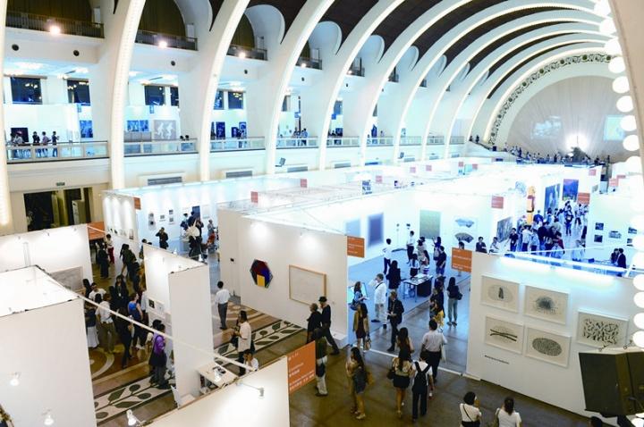 你还记得2012年的上海当代博览会吗?