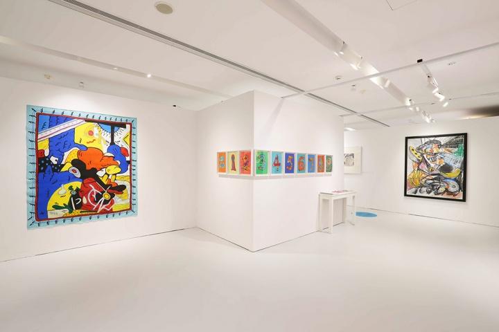 """升级版的艺术都市,在场地与细节的处理上有了更加明显的进步。来自杭州的清影艺术空间带来了陈栋帆最新个展""""国王的巡游""""的精简升级版。"""
