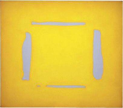 《0120》150×170cm 布面丙烯 2001-2014