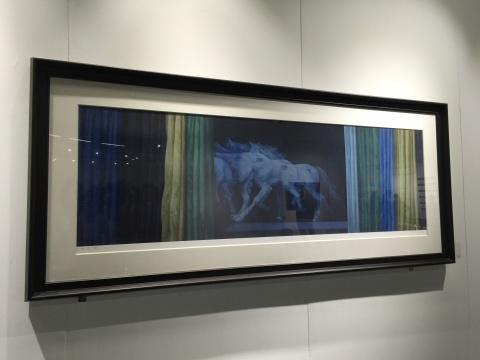 刚于苏州博物馆举办个展的徐累 由凯撒·贝塞什带来其新作