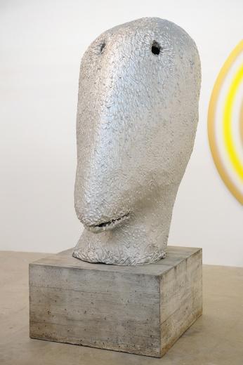 对于上海的观众来说,乌戈•罗迪纳的作品也许并不陌生。刚在去年9月,乌戈•罗迪纳首个个展在外滩美术馆展出。这也为萨迪科尔斯HQ带来了不少感兴趣的观众。