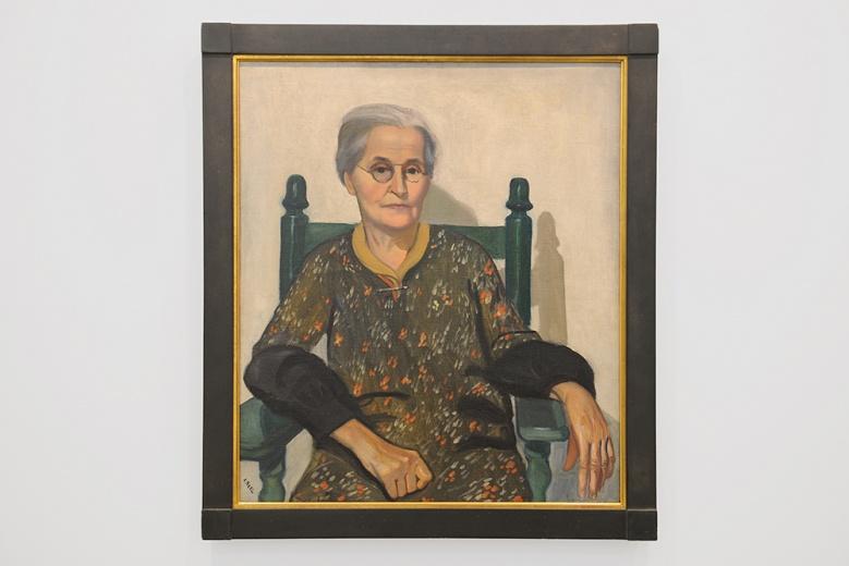 这件Alice Neel 1930年创作的《母亲》,实为难得一见的佳作。相信不少眼光独到的藏家一定不会错过。