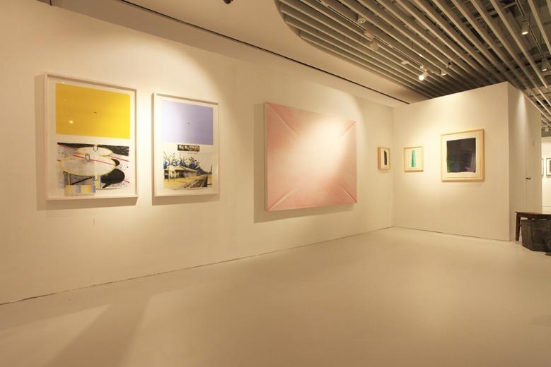 位于莫干山路的55画廊,主要以年轻艺术家为主要合作对象。