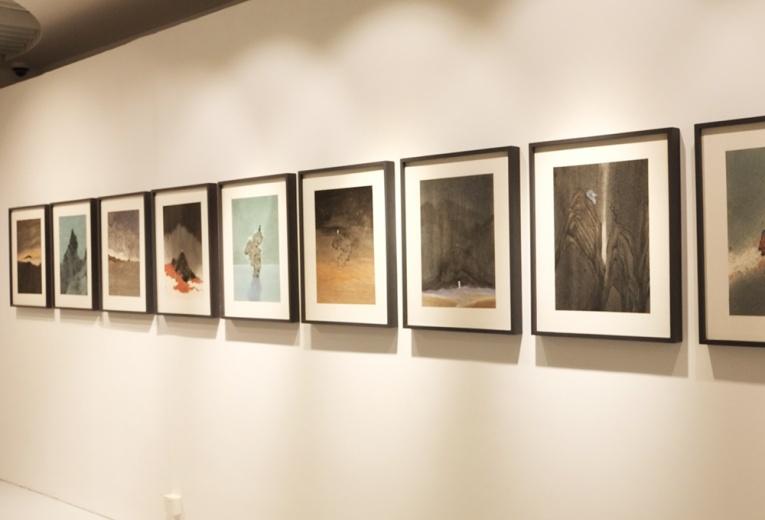 2008年成立的玉衡艺术中心,以当代水墨的视角,汇聚了一批新生代的水墨艺术家。据了解,接下来玉衡将筹建北京、南京与新加坡分支。