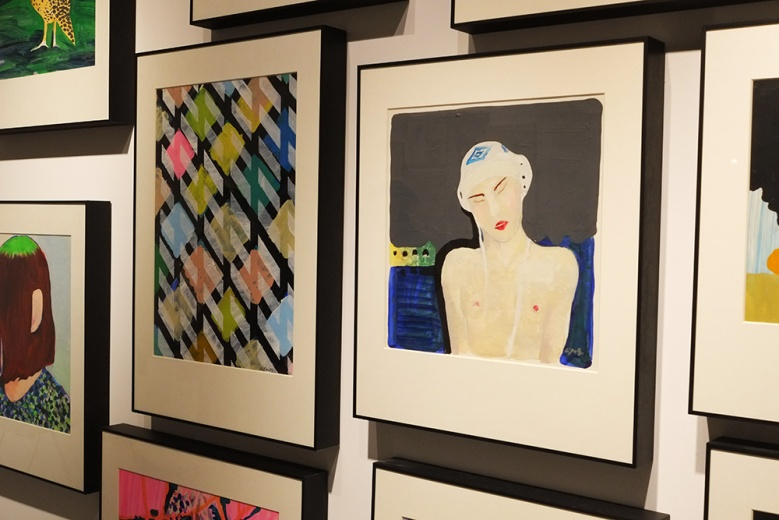 """李勇,被大家熟知主要是参与了邱志杰策划的""""后感性""""展览。但是他的创作却甚少在大家的面前以个展的形式呈现,借此机会也让我认识了这位""""感性""""的艺术家。"""