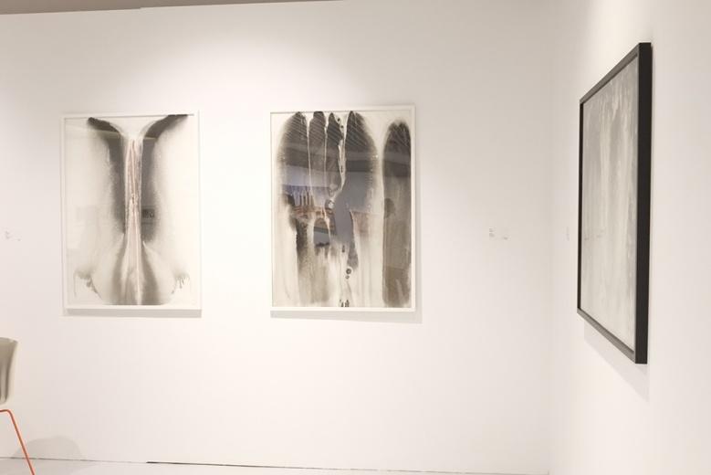 以水墨纸本为创作媒介,带来三位女性年轻艺术家的非青计划。