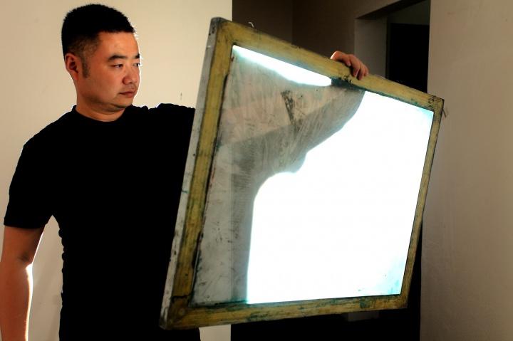 艺术家熊宇