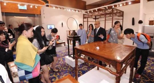 中国嘉德香港2015秋拍现场