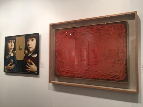 嘉德香港此次日韩艺术家的作品也有在加大