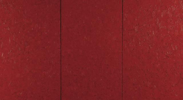 申凡 《94-97-C-2》 180×330cm 布上油画 1997
