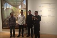 Hi艺术中心三展齐发 不同风格作品描绘世间百态,熊宇,石 磊,石磊