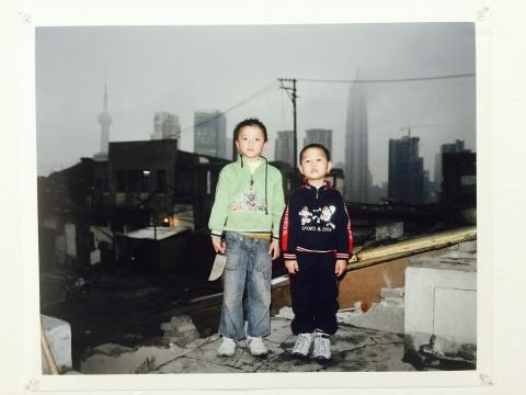 《318国道-006 2006年4月4日 上海 十六铺》