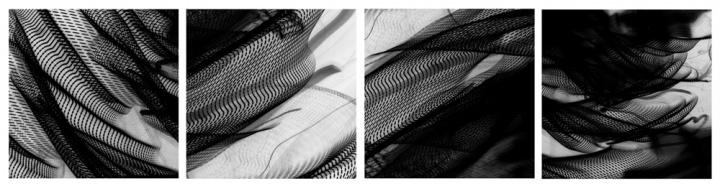 李舜《关于混沌的平行世界NO.15》35×35cm 共4件 收藏级相纸艺术微喷版数10 2014