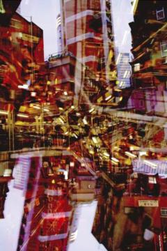 冯建中 《2006-04-15,T18:06:25》 119.5×80.2cm 2006  彩色照片 成交价:5万港元