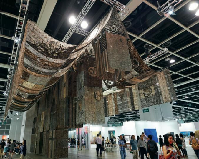 《联合国—人间》展于香港巴塞尔艺术博览会 2014