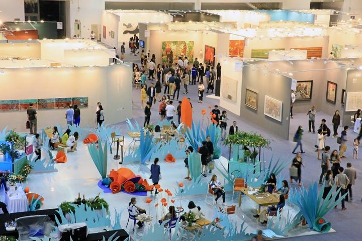 2015艺术北京当代馆现场