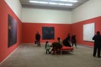 """绘画的深度  谢南星个展""""无题三种""""麦勒画廊开幕,谢南星"""
