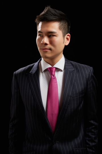 苏富比现代亚洲艺术部专家 郭东杰