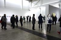 和自然有关的绘画  王冬维个展季节画廊开幕,夏可君,王冬维