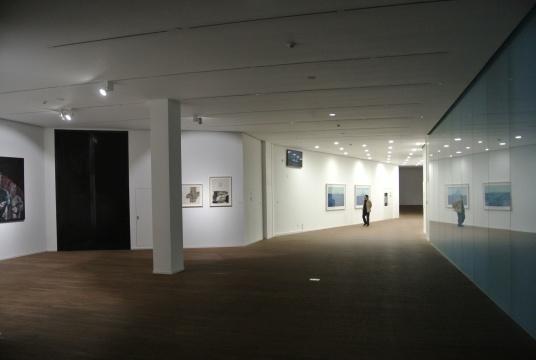 二层展览现场