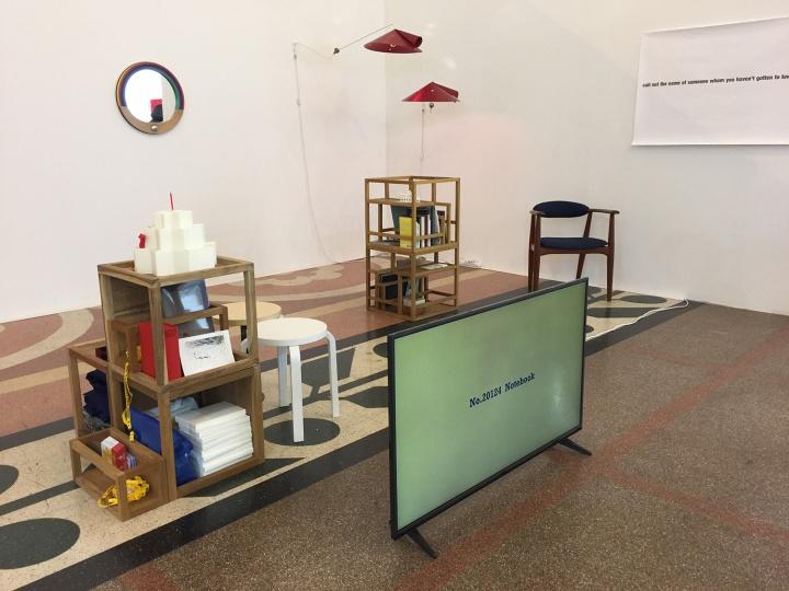 """维他命当代艺术空间带来了""""这个店""""项目"""