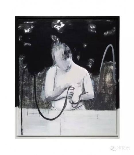 吴笛 《Wu Di 8 》 137 x 117 cm木板丙烯数码打印图片 2015
