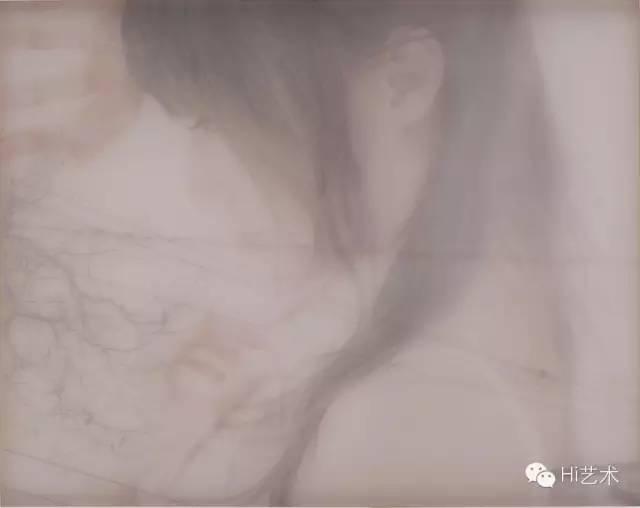 徐华翎 《合成14》42x52cm 综合材料 2011