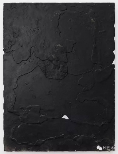 苏畅 《浇》 60x80x4 cm 铝板 2015