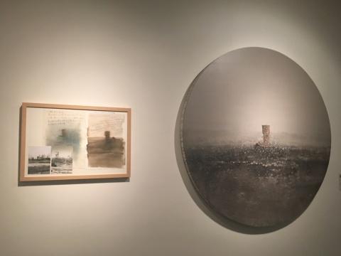 王维《滩》作品现场,关于工业遗留,历史和治愈
